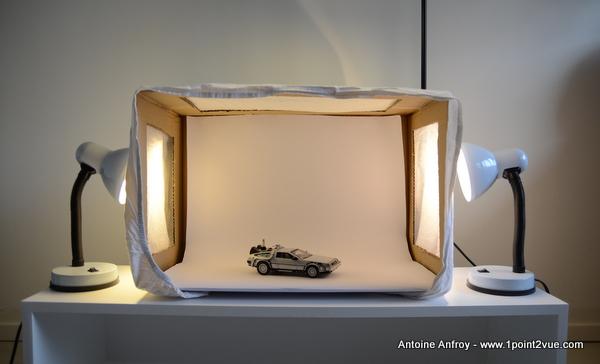 comment fabriquer boite a lumiere. Black Bedroom Furniture Sets. Home Design Ideas