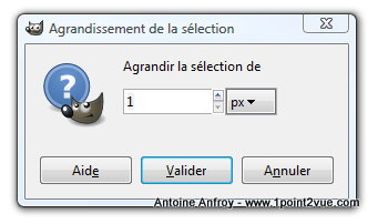 agrandire-selection
