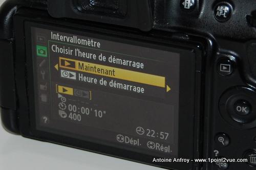 intervallometre D5100