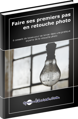 Ebook debutant retouche photo